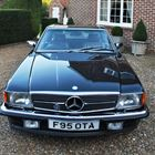 Mercedes-Benz 420SL Roadster -
