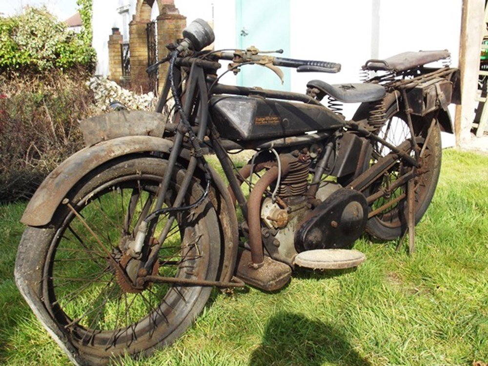 Lot 325 - 1925 Rudge 4 Valve 500