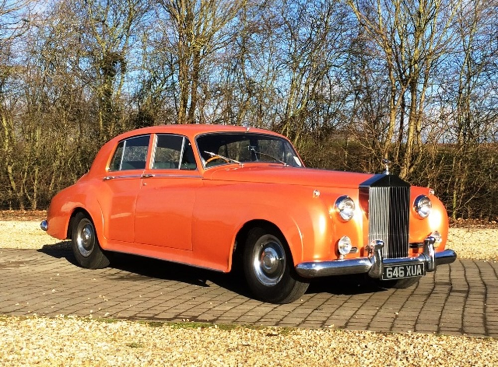Lot 322 - 1958 Rolls-Royce Silver Cloud I