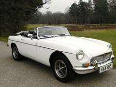 Navigate to Lot 401 - 1978 MG B Roadster