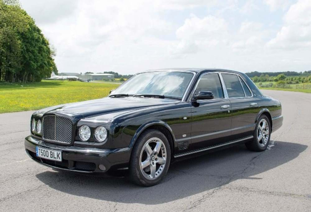 Lot 293 - 2007 Bentley Arnage