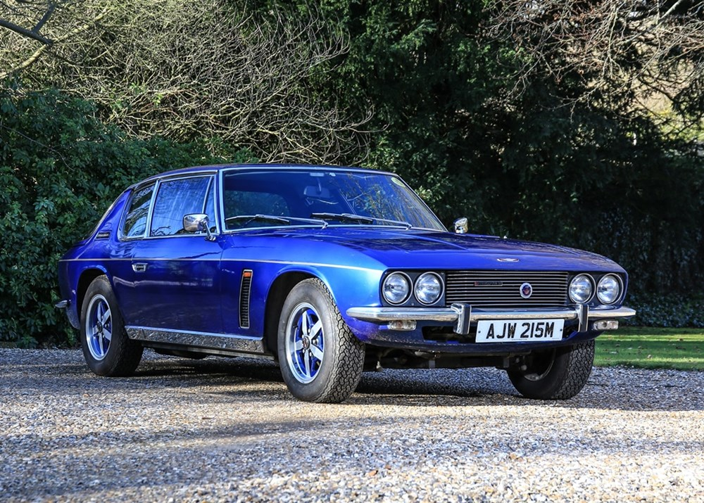 Lot 271 - 1974 Jensen Interceptor Mk. III