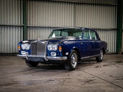 Navigate to Lot 377 - 1973 Bentley T1