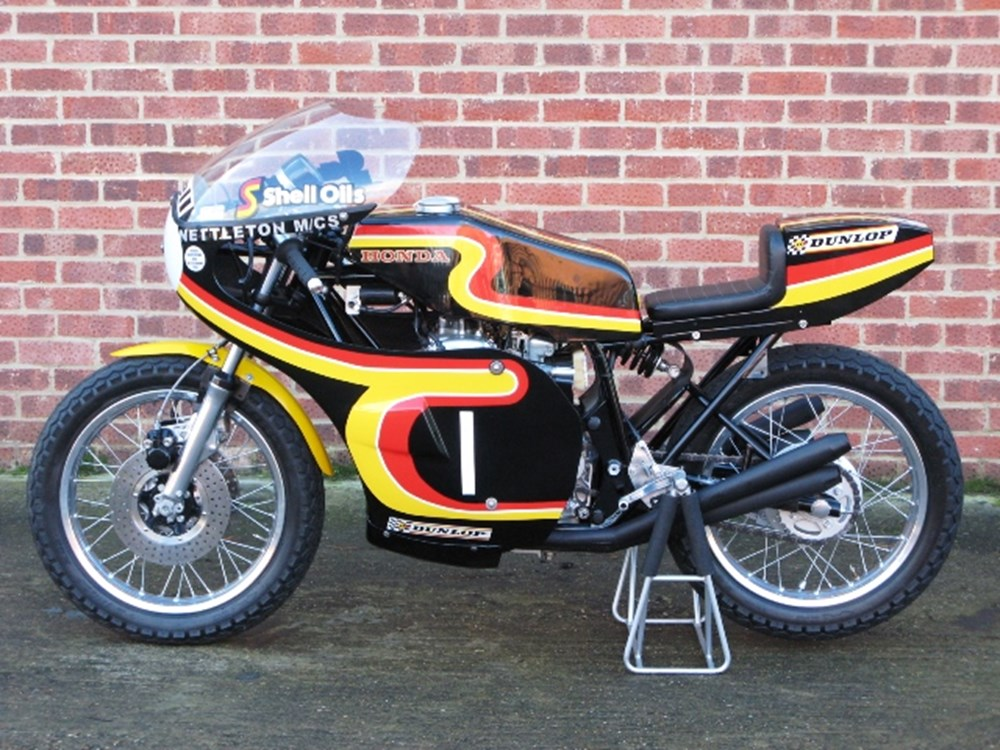 Lot 361 - 1979 Honda F3 400/4 Race Bike- Ex Ron Haslam
