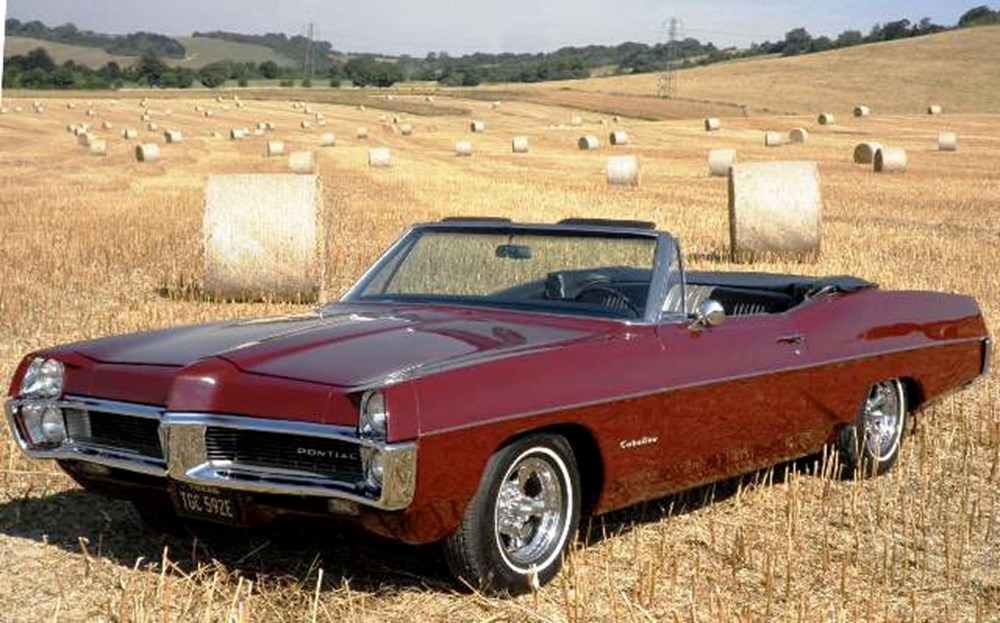 Lot 294 - 1967 13027 Catalina 'Wide Track' Convertible
