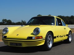 Navigate to Lot 303 - 1989 13028 911 Carrera to 1973 RS Specification (yellow)