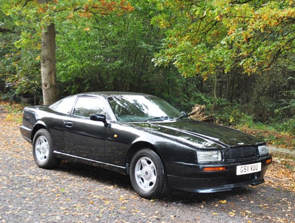 Lot 151 - 1990 Aston Martin Virage