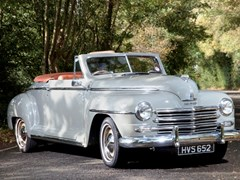 Navigate to Lot 290 - 1948 Plymouth Special Deluxe Convertible