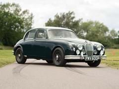 Navigate to Lot 177 - 1957 Jaguar Mk. I Saloon 'Fast Road Specification'