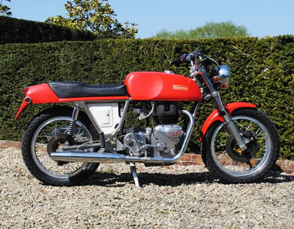 Lot 126 - 1973 13048 Interceptor (Royal Enfield)
