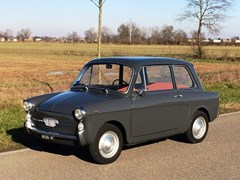 Navigate to Lot 222 - 1965 Bianchi Autobianchi Bianchina Berlina