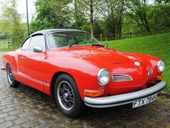 Navigate to Lot 418 - 1971 Volkswagen Karmann Ghia