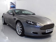 Navigate to Lot 211 - 2005 Aston Martin DB9