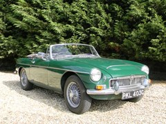 Navigate to Lot 223 - 1968 12990 C Roadster