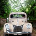 REF 124 1939 Ford Deluxe Coupé/Street Rod -