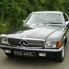 1973 Mercedes-Benz 350SLC -