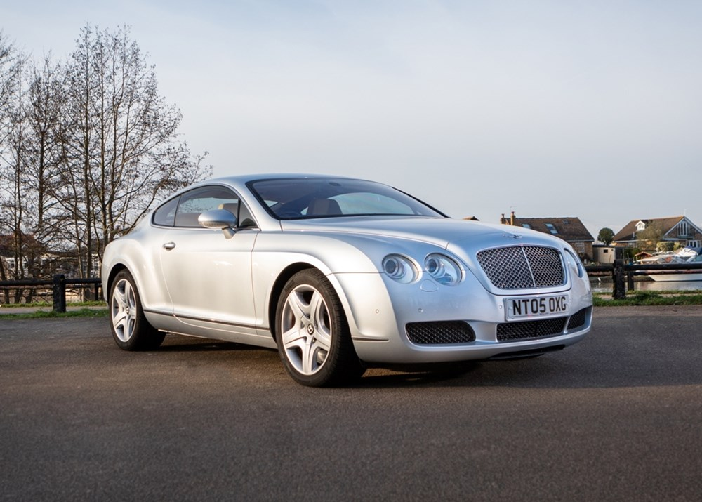 Lot 272 - 2005 Bentley Continental GT