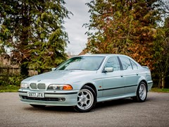 Navigate to Lot 269 - 1998 BMW 528SE 'Ex-Sir Norman Wisdom OBE'