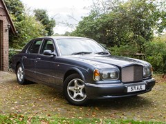 Navigate to Lot 220 - 1998 Bentley Arnage Green Label
