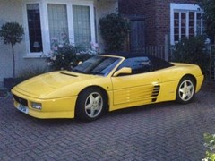 Navigate to Lot 201 - 1994  Ferrari 348 Spider