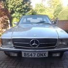 1984 Mercedes-Benz 280SL Roadster -