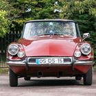 Ref 85 1962 Citroën DS19 Décapotable -
