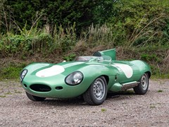 Navigate to Lot 182 - 1984 Jaguar D-Type Evocation by Revival Motorsport