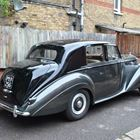 REF 117 1955 Bentley R-Type (Standard Steel Saloon) -