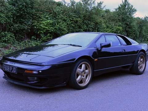 Ref 184 1989 Lotus Esprit Turbo
