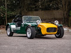 Navigate to Lot 124 - 2006 Caterham SV Roadsport