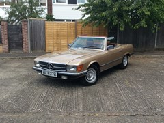 Navigate to Lot 264 - 1980 Mercedes-Benz 450SL
