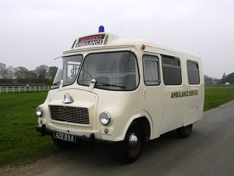1962 Austin LDO Wandsworth MkIII Ambulance