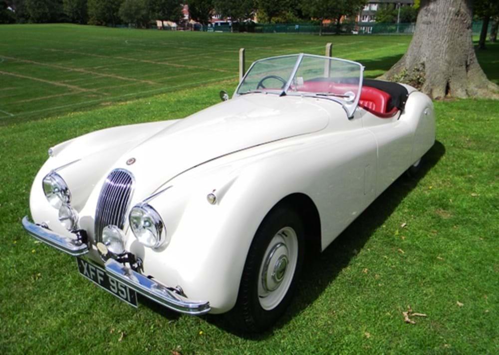 1953 Jaguar XK120 OTS - Classic & Sports Car Auctioneers