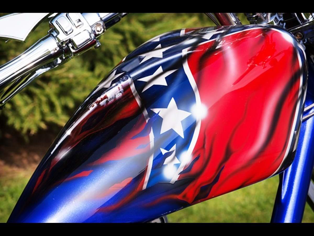 REF 237 2007 Harley Renegade Custom