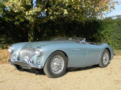 Navigate to Lot 397 - 1954 Austin BN1 100/4 Roadster