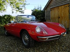 Navigate to Lot 297 - 1970 12838 1750 Spider Veloce