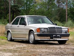 Navigate to Lot 169 - 1989 Mercedes-Benz 190E 2.5 16V Cosworth