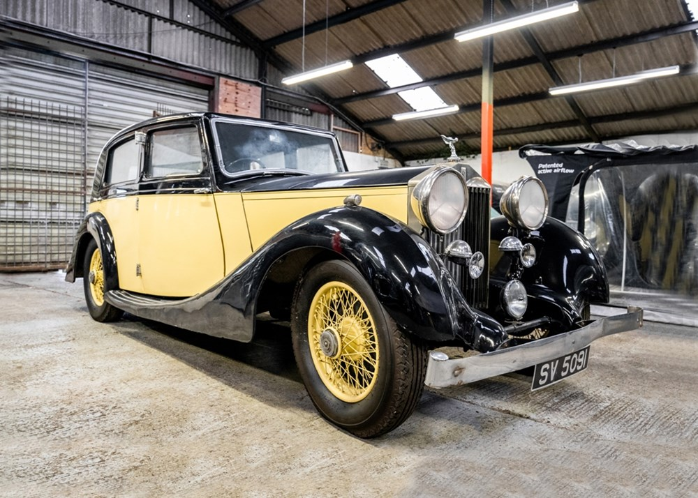 Lot 217 - 1929 Rolls-Royce 20/25 by Rippon
