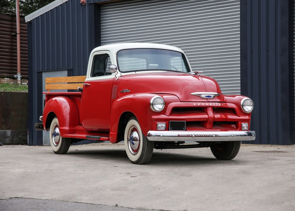 Lot 243 - 1954 Chevrolet 3100 Pick-up
