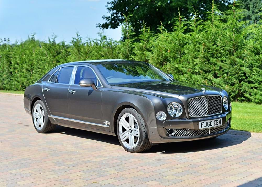 Lot 233 - 2010 Bentley Mulsanne