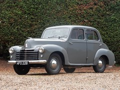 Navigate to Lot 221 - 1949  Vauxhall Wyvern L