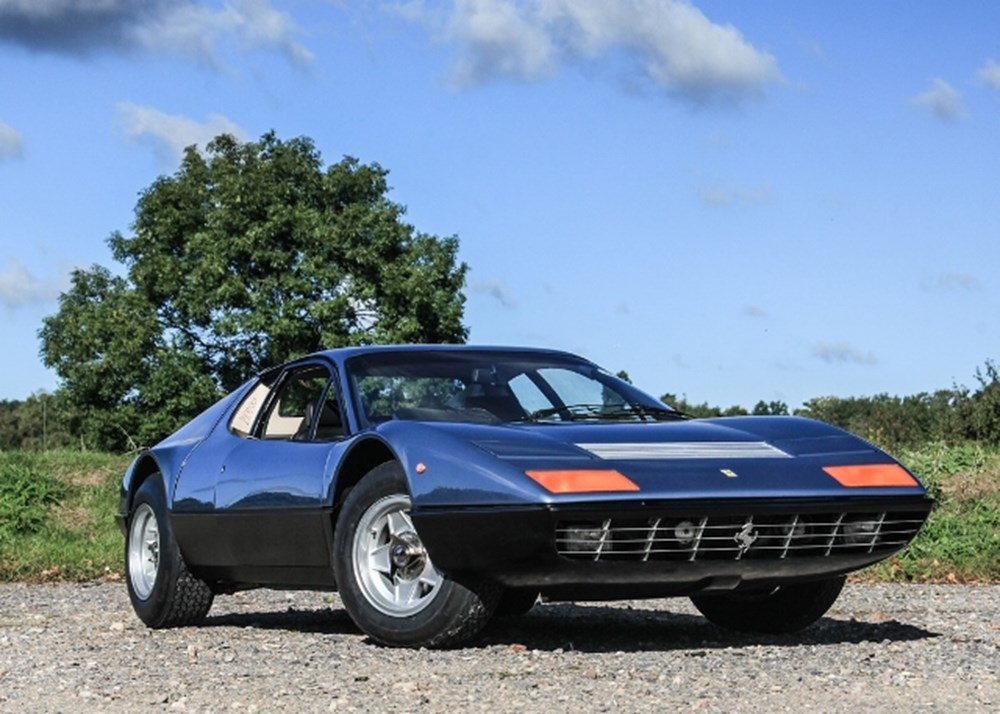 Lot 183 - 1974 Ferrari 365GT4 BB
