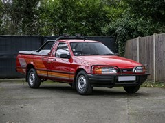 Navigate to Lot 220 - 1990 Ford P100 Californian