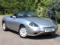 Navigate to Lot 213 - 1999 Fiat Barchetta