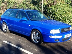 Navigate to Lot 230 - 1995 12850 RS2 Avant