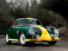 Navigate to Lot 289 - 1957 Porsche 356A Carrera GT 'Outlaw'