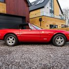 Ref 90 1973 Ferrari Daytona Evocation by Autokraft -