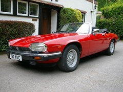 Navigate to Lot 339 - 1988 Jaguar XJS V12 Convertible