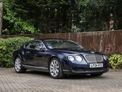 Navigate to Lot 230 - 2004 Bentley Continental GT