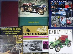 Navigate to motoring books